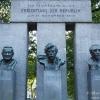 Denkmal d. Republik, Jakob Reumann, Viktor Adler, Ferdinand Hanusch
